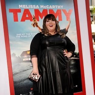Melissa McCarthy had a scary jet ski experience filming Tammy