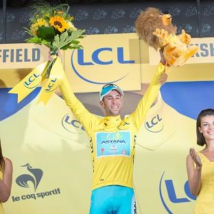 Vincenzo Nibali was thrilled