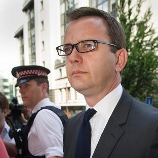 Salisbury Journal: Andy Coulson is to appear in a Scottish court