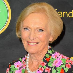 Mary Berry is in the running for two prizes at the TVChoice Awards