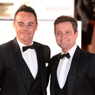 Ant and Dec want another stab at acting