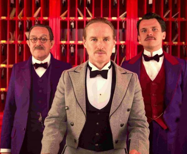 DVD REVIEW: The Grand Budapest Hotel
