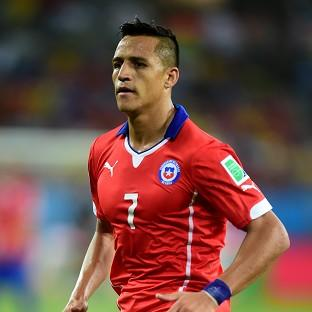 Chile forward Alexis Sanchez has completed the formalities on his move to Arsenal