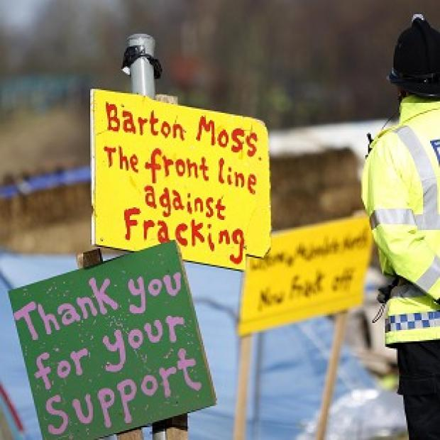 Salisbury Journal: Fracking has proven to be a controversial issue