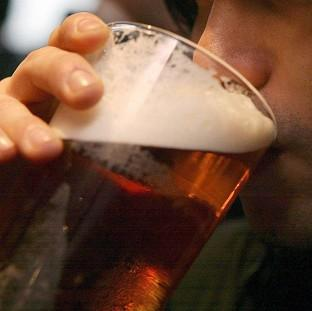 Cutting back on alcohol would improve the health of even light drinkers, research suggests