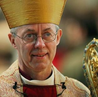 "Salisbury Journal: The Archbishop of Canterbury Justin Welby had said he wanted to ""compete"" Wonga out of business"