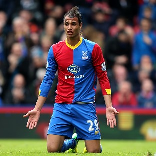 Marouane Chamakh will remain at Selhurst Park