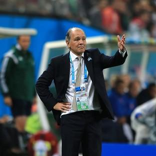 Argentina manager Alenjandro Sabella is hoping to lead his side to World Cup glory on Sunday