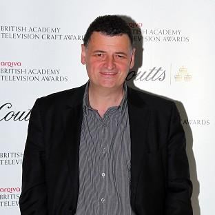 Steven Moffat has treated Doctor Who fans to some inside secrets at London Comic Con
