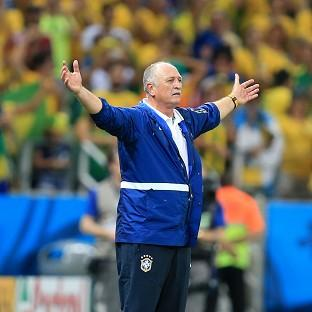 Luiz Felipe Scolari has left his position with the Brazil team