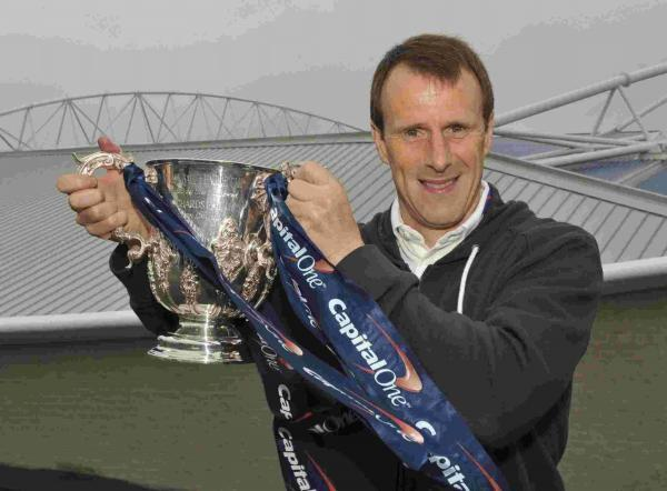 Salisbury Journal: Steve Claridge