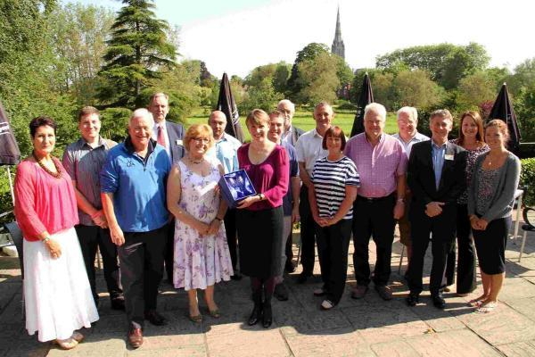 New chairman for Ambassadors Networking Group
