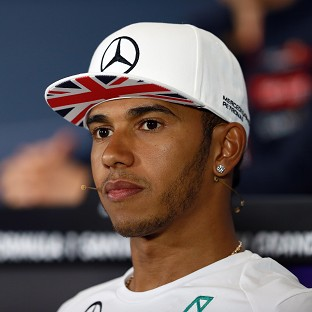 Lewis Hamilton is happy at Mercedes