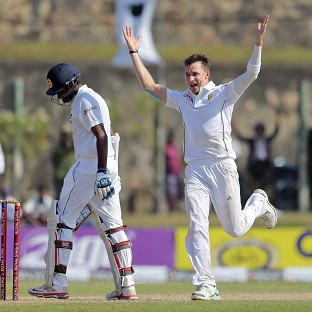Dale Steyn claimed five for 50 (AP)