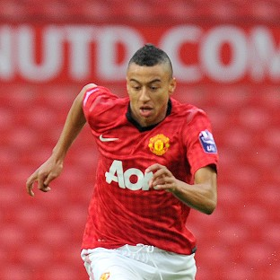 Jesse Lingard is one of several youth-team products on tour with Manchester United