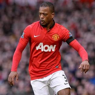 Patrice Evra's long spell at Old Trafford appears to be coming to an end