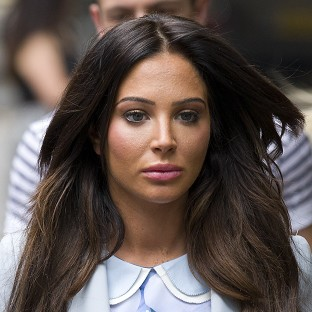 Tulisa hits out over 'entrapment'