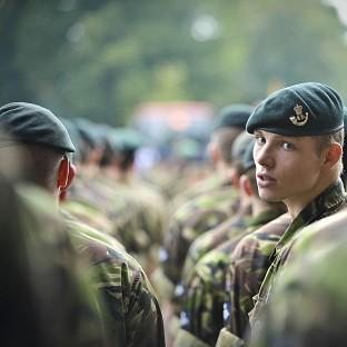 The British Forces Germany commander told of the huge scale of the job in moving 12,500 soldiers and their families out of the country