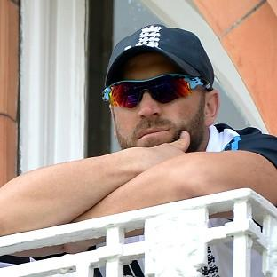 Matt Prior 'would love' to play for England again after t