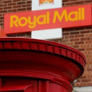 The value of Royal Mail shares has plunged