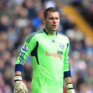 Ben Foster has signed a new deal with West Brom