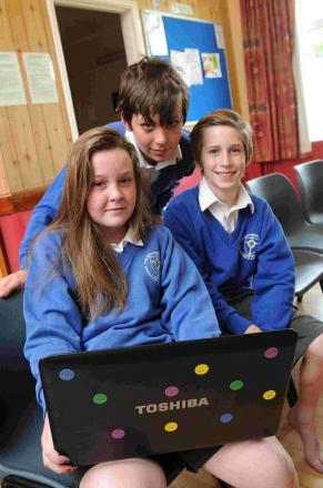 New Forest pupils design Minecraft village