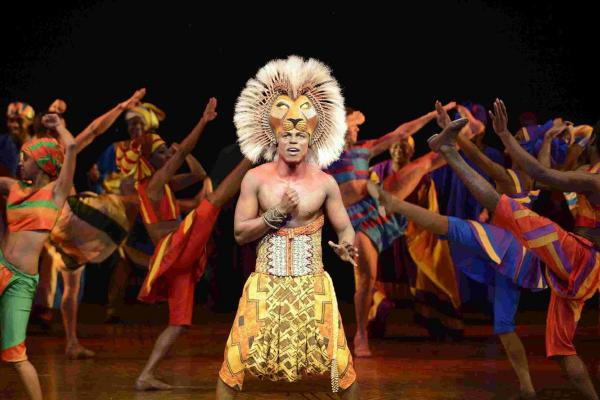 Lion King proves to be roaring success