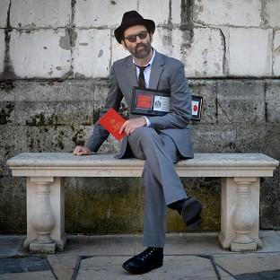 Eels frontman Mark Everett was awarded the Freedom of the City of London