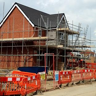 Brandon Lewis said support for housebuilding is increasing dramatically