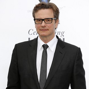 Colin Firth plays a spy in his latest film