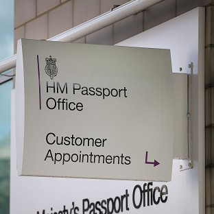 'Solid support' for passport strike
