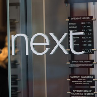 Next says it is on course for fu