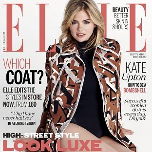 Kate Upton says she'd be happy returning to life on a