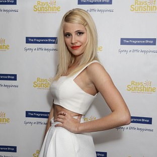 Pixie Lott is releasing her self-titled third album on August 4