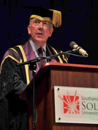 Vice-Chancellor's Honorary Degree