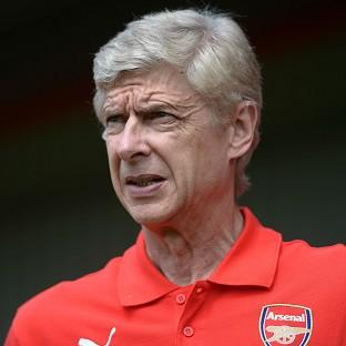 Arsene Wenger signed a three-year deal in the summer
