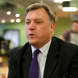Shadow chancellor Ed Balls says a rumoured 'death tax' is not on Labour's agenda