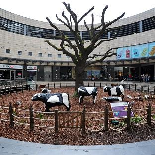 Milton Keynes was one of the new towns created after the Second World War