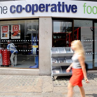 The Co-operative Group has been voted the UK's most ethical company over the past 25 years, ahead of retailers such as Lush and