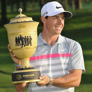 Rory McIlroy has won his last two tournaments (AP)