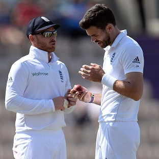 Ian Bell, left, believes James Anderson, right, will be able to concentrate on the fourth Test