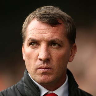 Brendan Rodgers, pictured, saw Louis van Gaal get the better of him in Miami