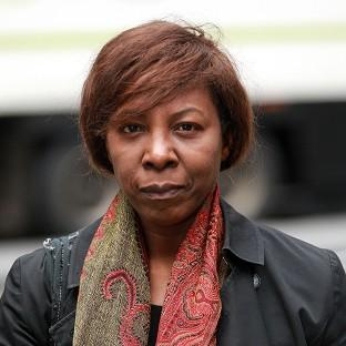 Constance Briscoe is serving a 16-month jail sentence for trying to pervert the course of justice