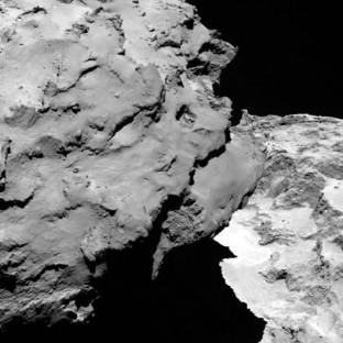 Spacecraft catches up to comet