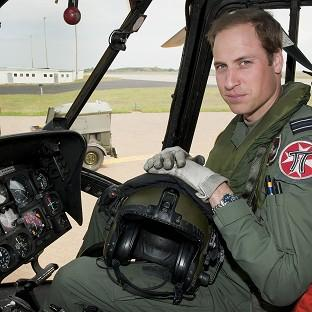 The Duke of Cambridge William will begin a civilian pilot course next month, and if successful he will join the East Anglian Air Ambulance crew