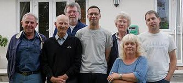 Firsdown parish councillors, five of whom have just resigned