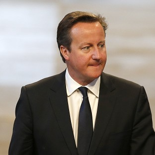 Cameron in cash-for-peerages row