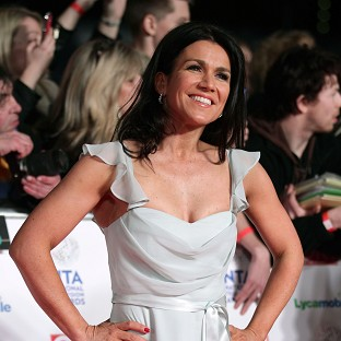 Breakfast TV presenter Susanna Reid