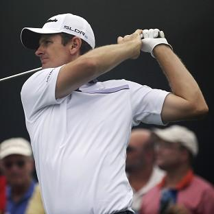 Justin Rose failed to build on his strong start (AP)