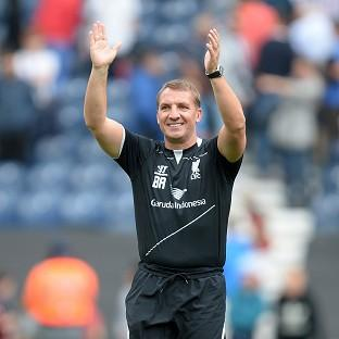 Liverpool manager Brendan Rodgers is confident he will be able to win the title